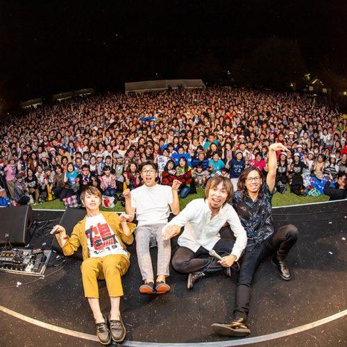 【ライブレポート】「鶴フェス2019」大成功!全国から11,000人が集結♪応援大使も目標を超える2,736人達成!