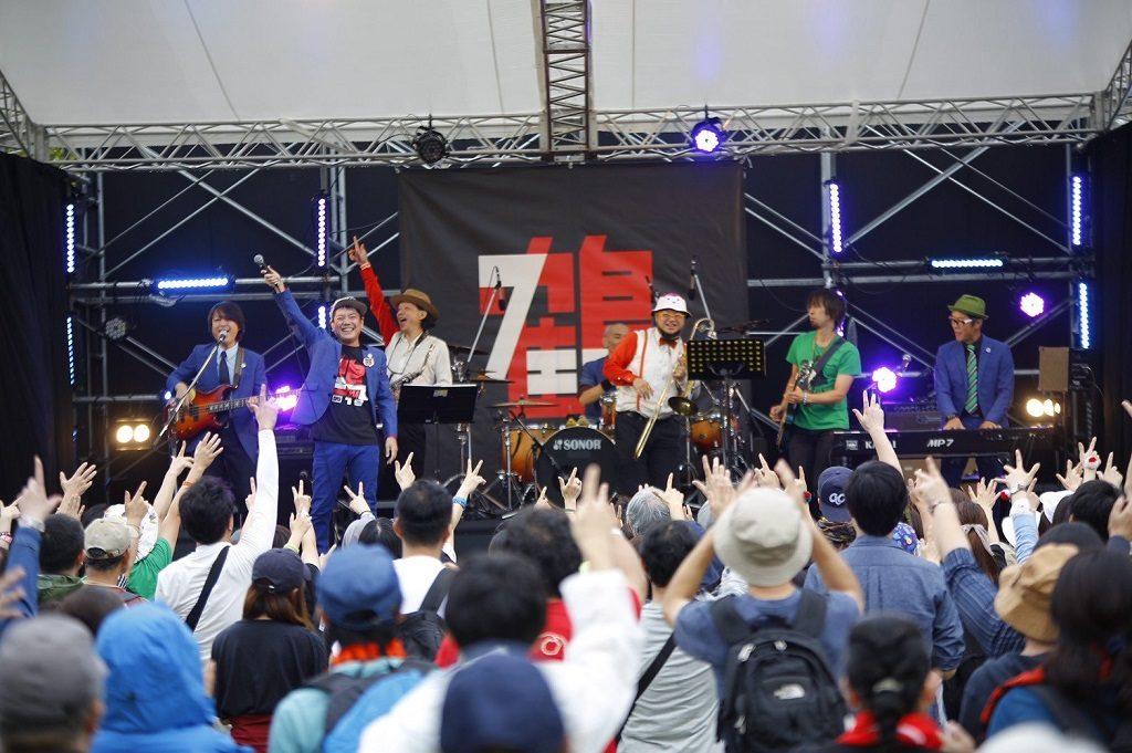 「鶴フェス2019」×WIZY