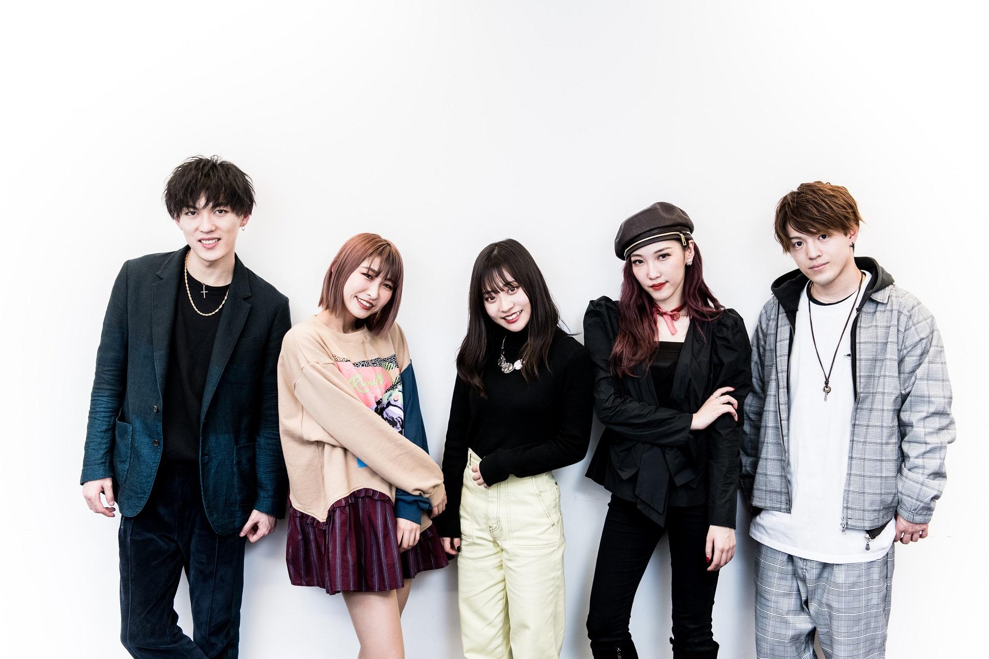 男女混合のダンス&ヴォーカルグループ、Re:Complexの恋愛観は ...