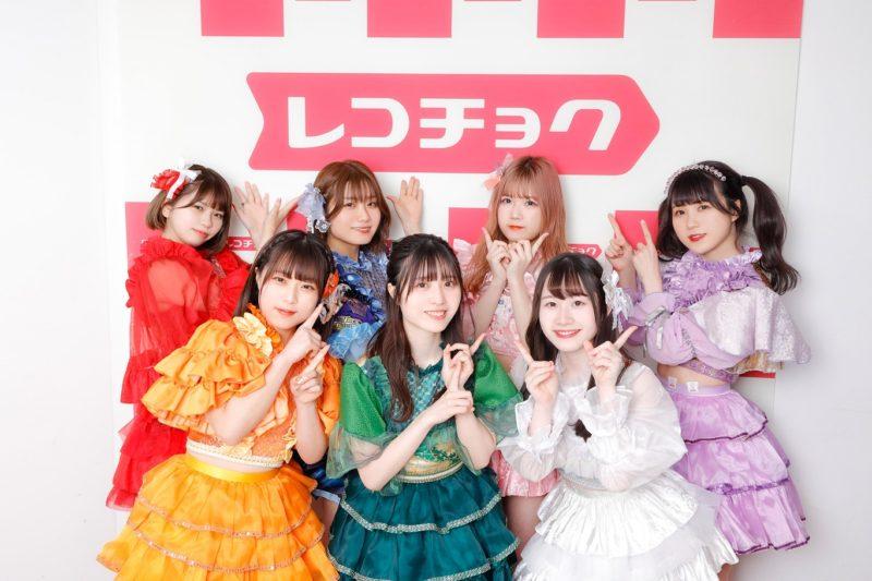 7人組アイドルグループ・いちぜん!が初のインタビューにチャレンジ:WIZY限定で初のCDリリース!ファンに向けた感謝と新体制に込める想いとは(撮りおろしあり)