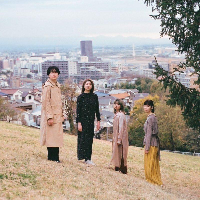 期待の新星、Homecomings がIRORI Recordsからメジャーデビュー!Major Debut Album『Moving Days』をリリース!