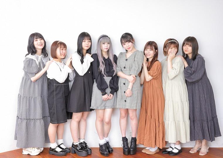 新体制でパワーアップした8人組アイドルグループ・いちぜん!がお披露目公演を実施!新体制初インタビュー!(撮りおろしあり)